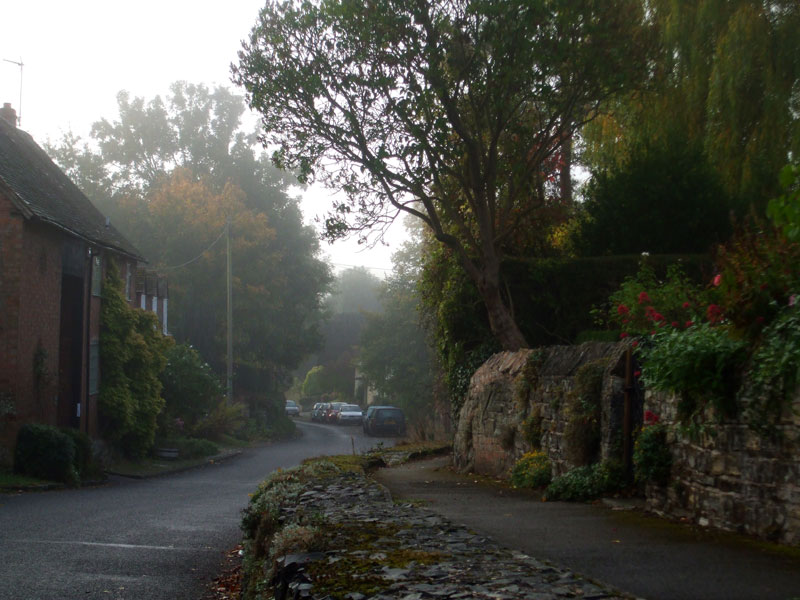 Early Morning in the Village